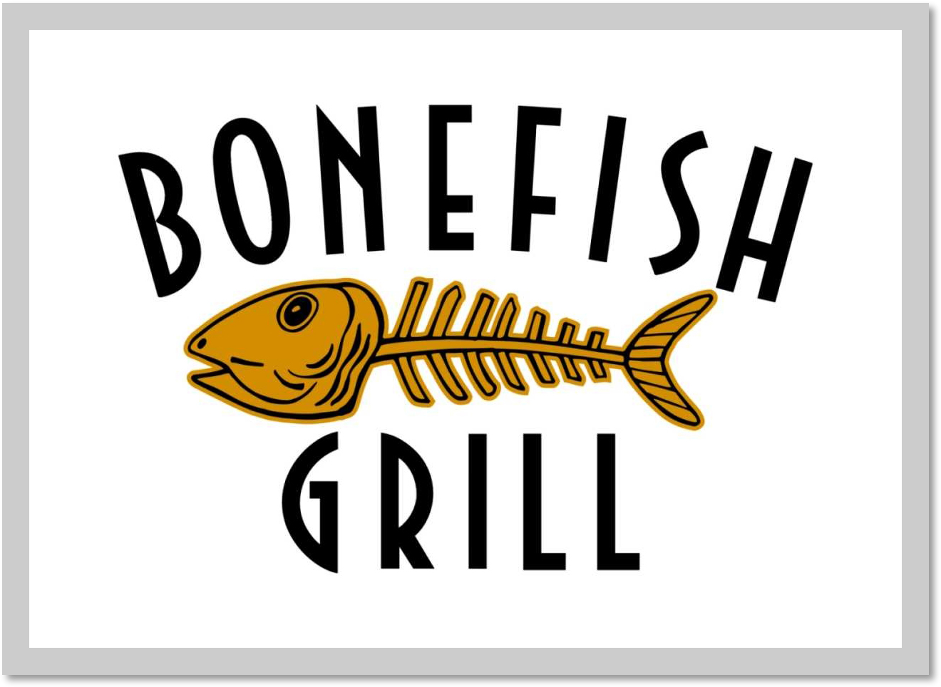 Bonefish Grill Experience